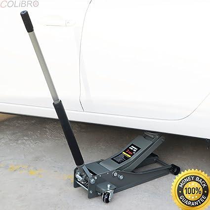 Amazon Com Colibrox 3 Ton Heavy Duty Steel Ultra Low Profile Floor