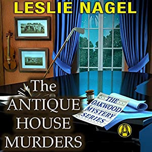 The Antique House Murders Hörbuch