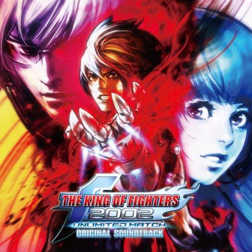 THE KING OF FIGHTER 2002 UNLIMITED MATCH オリジナルサウンドトラック B001OAMUWG
