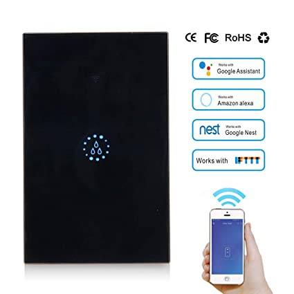 Amazon.com: FOONEE - Interruptor inteligente para calentador ...