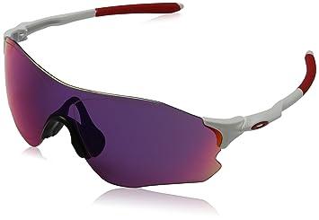 f4bfe6725 Óculos Oakley Evzero Path Prizm Road Bco/vmo: Amazon.com.br ...