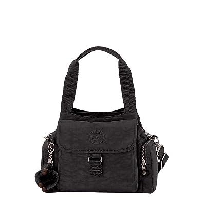 b10a6c464 Amazon.com  Kipling Luggage Fairfax Shoulder Bag with Removable ...