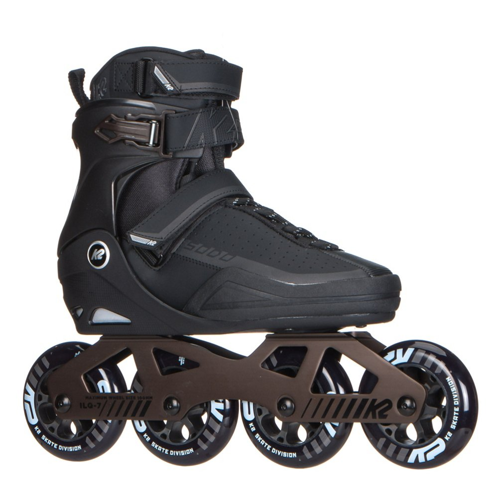 K2 Skate Sodo Inline Skates, Size 10.5, Black/Gray