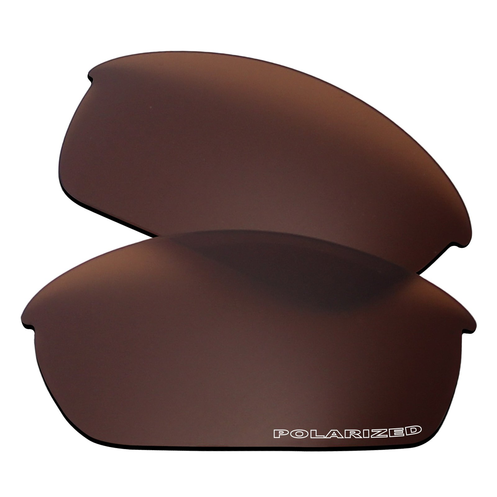 New 1.8mm Thick UV400 Replacement Lenses for Oakley Flak Jacket Sunglass - Options by Highprecisionoptics