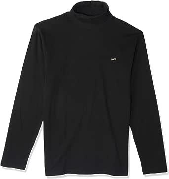 Oaks Valley Full Sleeve Sweatshirt for Men, Size XL, Black