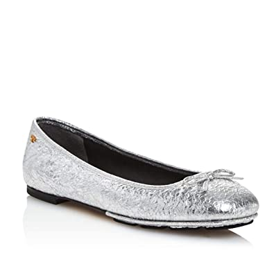 fe1b7c20cef3 Image Unavailable. Image not available for. Color  Tory Burch Laila 2 Driver  Ballet Flats ...