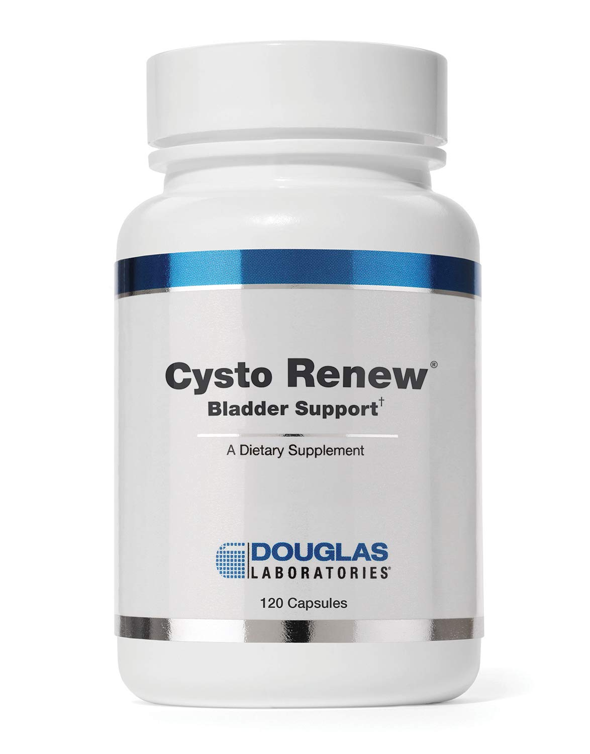 Douglas Laboratories - Cysto Renew - Supports a Calm and Healthy Functioning Bladder - 120 Capsules