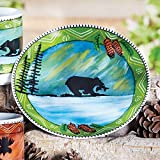 Product review for Fresh Catch Bear Stoneware Plate - CLEARANCE