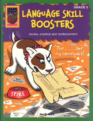 Language Skill Boosters - Language Skill Boosters, Grade 5