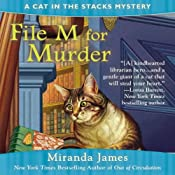 File M for Murder | Miranda James
