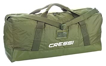 Cressi Jungle Sac de Sport Militaire Commando SGV3WXCr1
