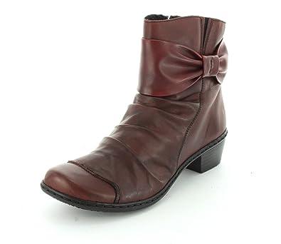 Rieker Womens Louise Medoc Boot - 36