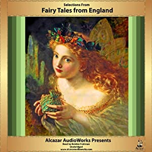 Fairy Tales from England Audiobook