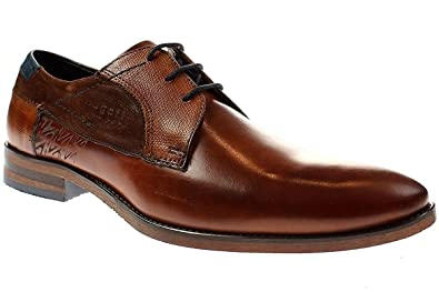 bugatti LUANO Herren Schuhe Schn rschuhe 312 16404 1134 6161 dark brown