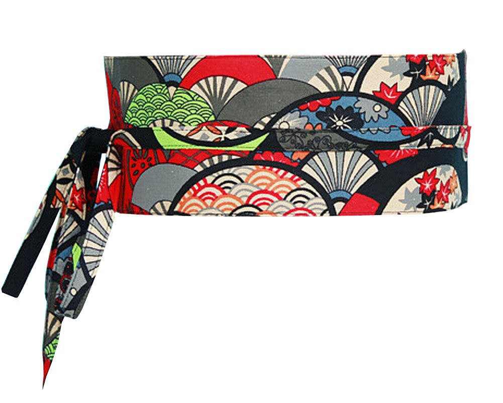 Kimono Obi Yukata Obi Waist Belt Waistband Pattern Harajuku [Q]