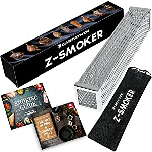 Carpathen Pellet Smoker Tube 12"