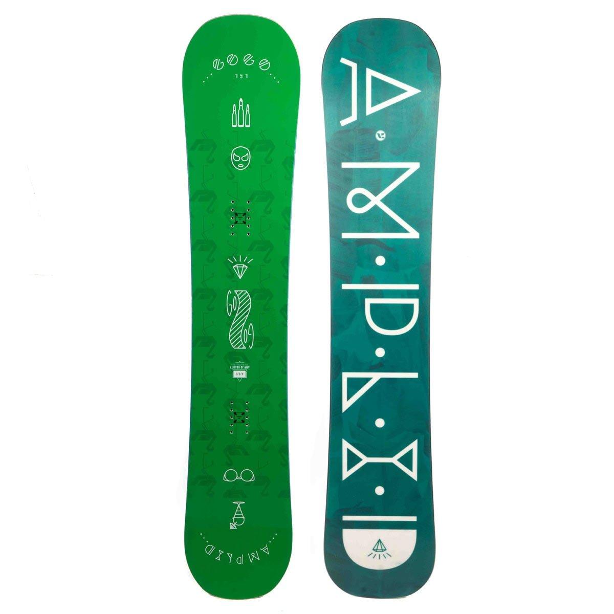 Amplidゴーゴーレディーススノーボード2017