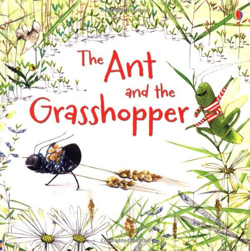 photograph regarding The Ant and the Grasshopper Story Printable called Down load The Ant and the Grhopper (Imagine Publications) Examine