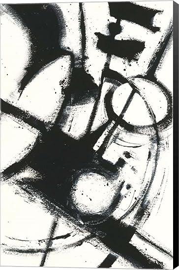 36ba126d3130 Amazon.com  Expression Abstract II White Shirley Novak Art Print