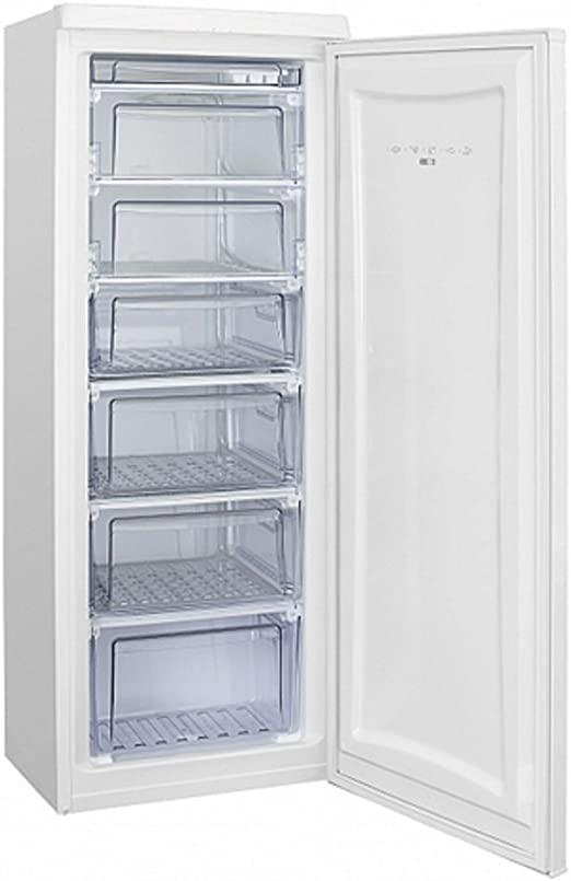 CONGELADOR VERTICAL 210LT ATLANTIC GN245 BLANCO: Amazon.es: Hogar
