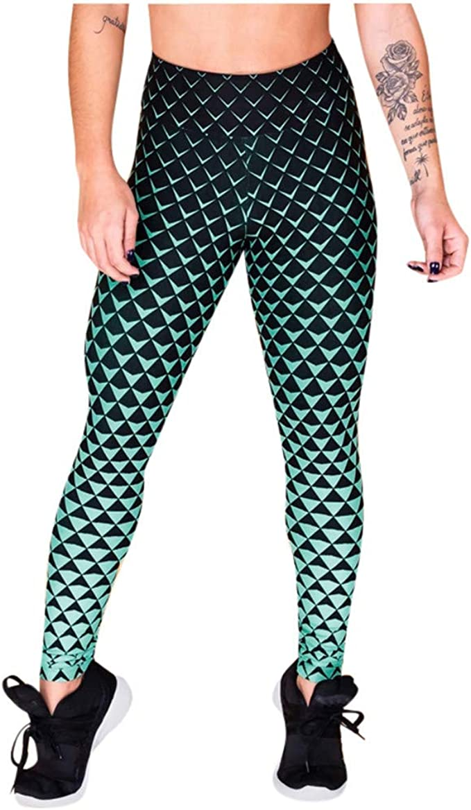 cinnamou Pantalones Mujer, Pantalones Yoga Cintura Alta Pantalones ...