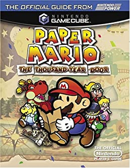 official nintendo paper mario the thousand year door player s guide rh amazon com Paper Mario 64 Game Guide paper mario color splash guide book
