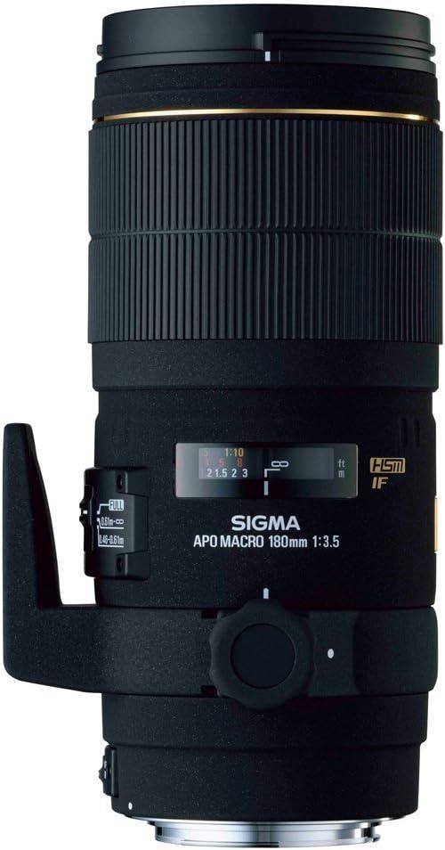 Sigma 180mm 3 5 Ex Apo Macro Dg Objektiv Für Canon Kamera