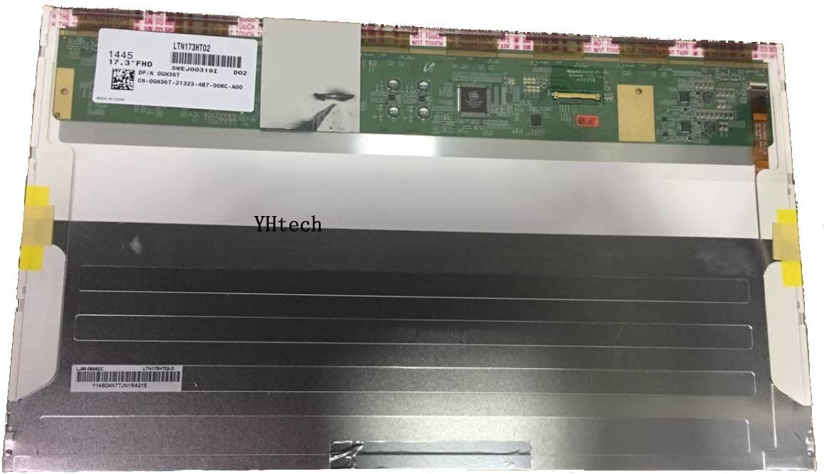 YHtech適用修理交換用Dell Inspiron 17R N7720 17R N7720 SE 3D液晶パネル FHD