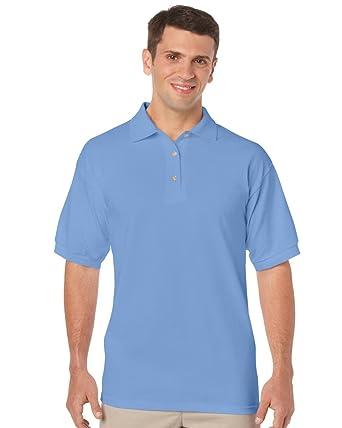 Gildan DryBlend-Polo-Homme-Couleur   bleu Caroline Taille   XXL ... fb192206f52