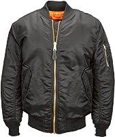 Amazon.com: Alpha Industries Men&39s MA-1 Flight Bomber Jacket: Clothing