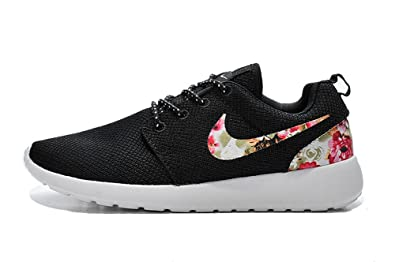 quality design ea00f 2f68c Nike Roshe Run flower womens (USA 6.5) (UK 4) (EU 37