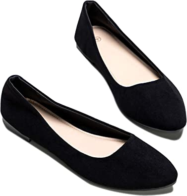 Breathable Wide Flat Shoes Comfortable