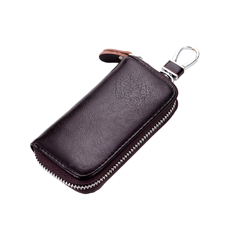 DaoJian Genuine Leather Key Car Wallets Car Key Holder Bag Key Purse Pouch