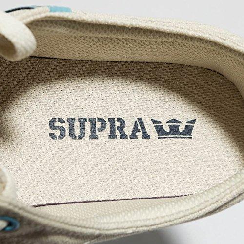 Supra - Stacks II, Senakers a collo basso, unisex beige
