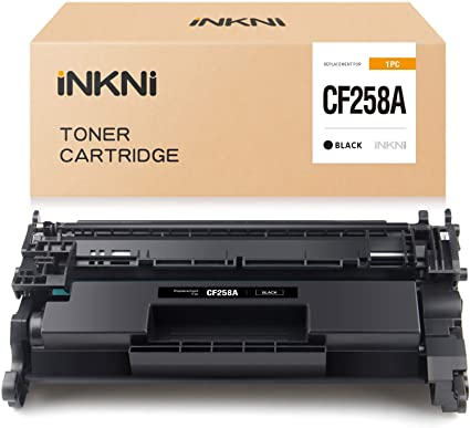 INKNI - Cartucho de tóner Compatible para Impresora HP 58A CF258A ...