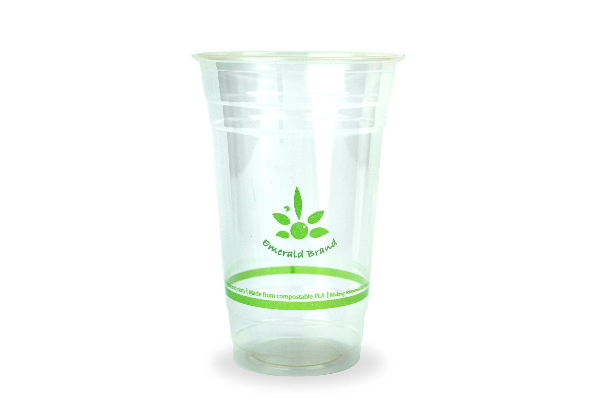 Emerald Brand Cold Cups (Pack of 1000), 20 oz., Clear