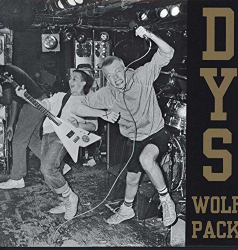 (DYS Wolfpack Test Press Vinyl LP)