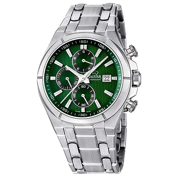 Jaguar reloj hombre Sport Daily Classic Cronógrafo J665/5: Amazon.es: Relojes
