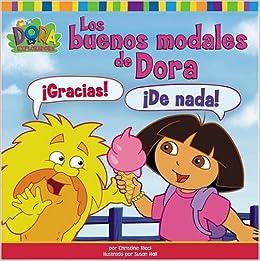 Los buenos modales de Dora (Dora's Book of Manners) (Dora La