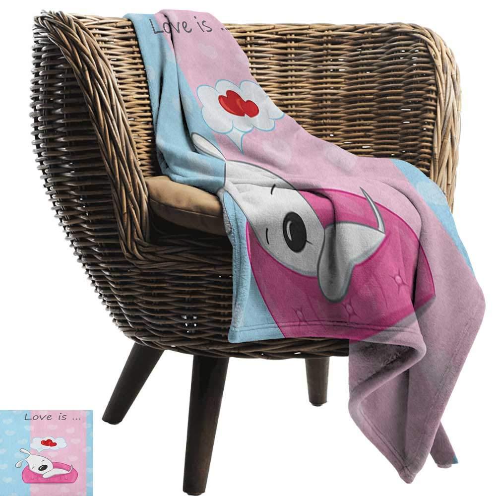 Amazon.com: Manta con diseño de perro Dachshund Monocromo ...