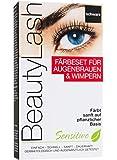 Refectocil Eyelash Eyebrow SENSITIVE Tint Kit BLACK