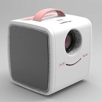 W-S1 10W Proyector de Video for niños 30 lúmenes Tecnología ...