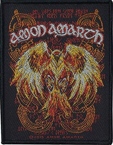 Amarth Phoenix Woven Patch By on 8ã'â nbsp;cm Sew 10ã'â nbsp;x Amon RdPqZR