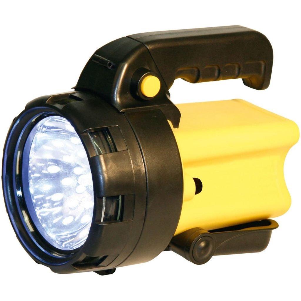 Kerbl 34708 Akku-Handscheinwerfer 36 LED inklusive Netzgerä t
