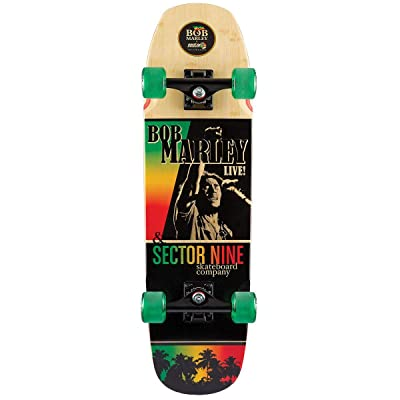 Sector 9 Natty Ride Prebuilt Longboard Complete : Sports & Outdoors