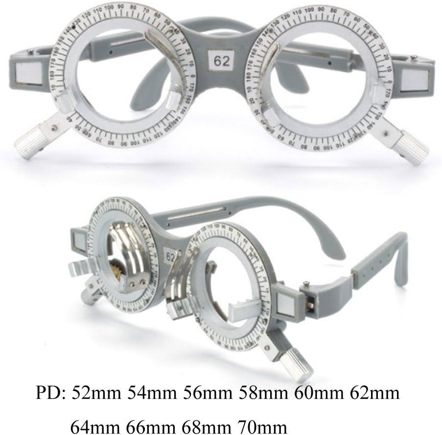 B Baosity Marco Optometr/ía de Lente de Prueba /Ópticas Herramientas de Tiendas de Gafas