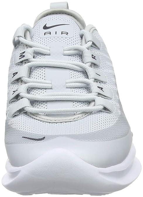 Nike Air MAX Axis, Running Shoe Womens, Pure Platinum/Red Crush ...