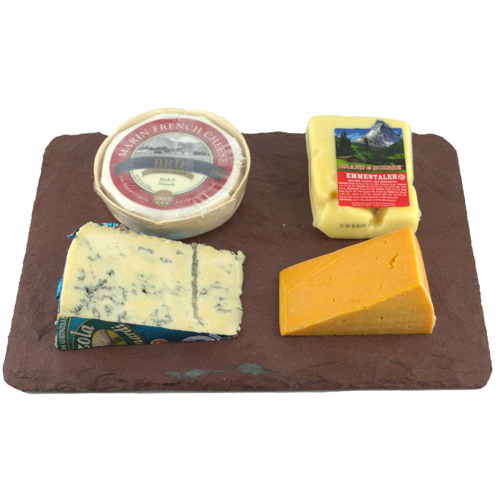 Assortment of Champagne Cheese by Gourmet-Food