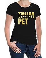 buXsbaum® Girlie T-Shirt Trumpet Type