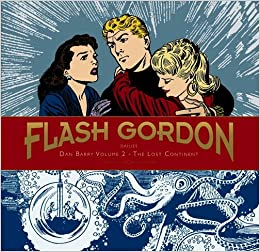 Image result for dan barry flash gordon book